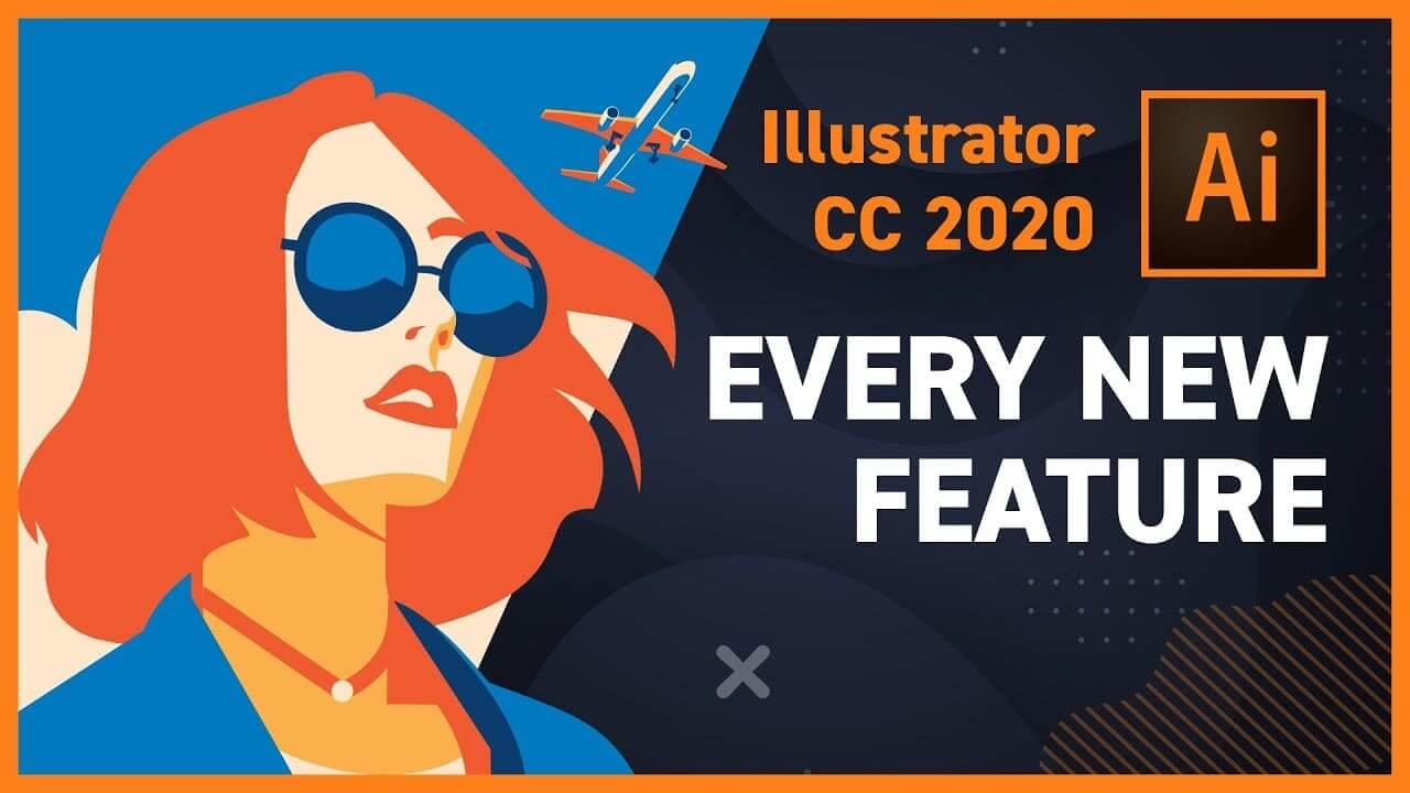 Adobe Illustrator CC 2020 Free Download For Lifetime