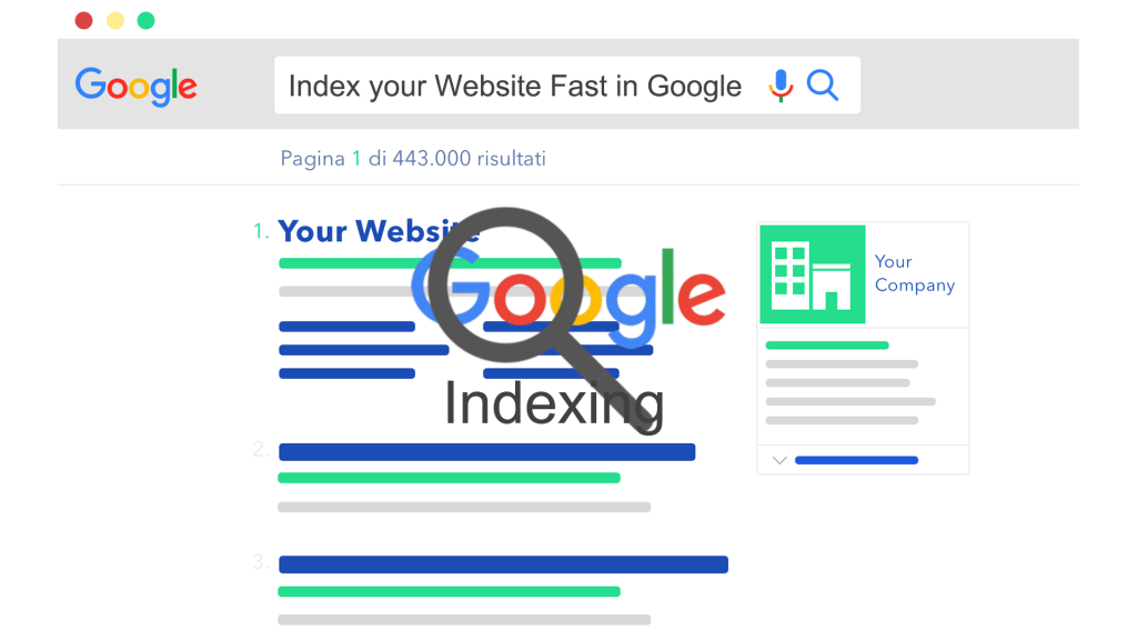 Google Indexing Picture