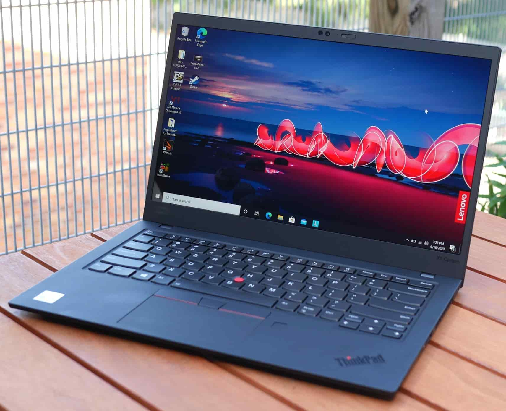 01. Lenovo ThinkPad X13 (AMD)