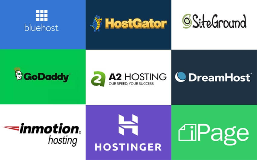 Domain & Hosting Companies-make blog site