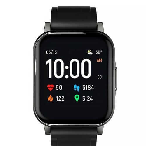Xiaomi Haylou LS02 Touch Screen Smart Watch Review